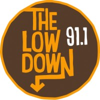 logo the low down 91.1