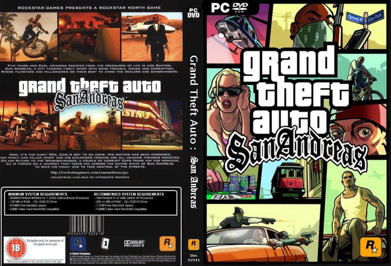 [Historia y Biografia] Todo sobre GTA SA