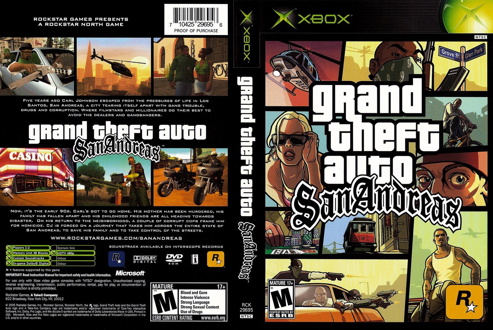 Gta 6 Cover: Обложки дисков для GTA San Andreas