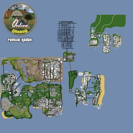 карта GTA: SOL-O